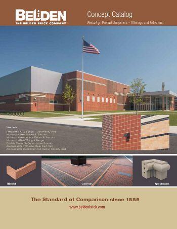 The Belden Brick Company's Concept Catalog
