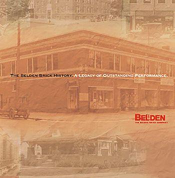 The Belden Brick Company's History