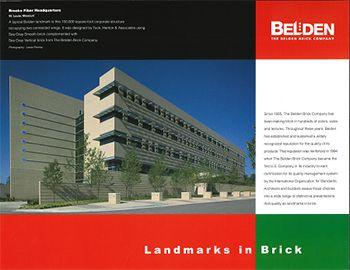 Landmarks in Brick