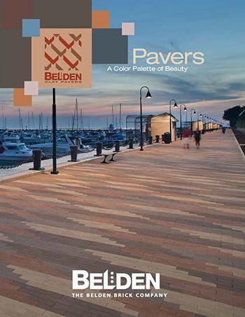 Belden Clay Pavers Brochure